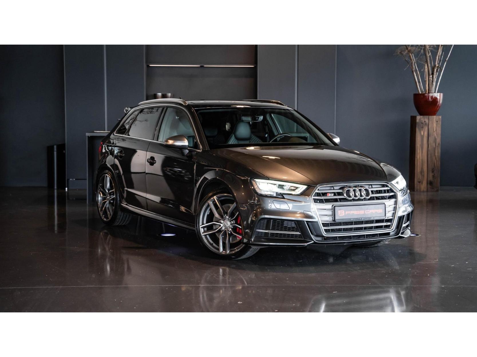 Audi S3 Sportback 2.0 TFSI S3 quattro Pro Line Plus PANORAMA KEYLESS ACC VIRTUEEL-COCKPIT B&O