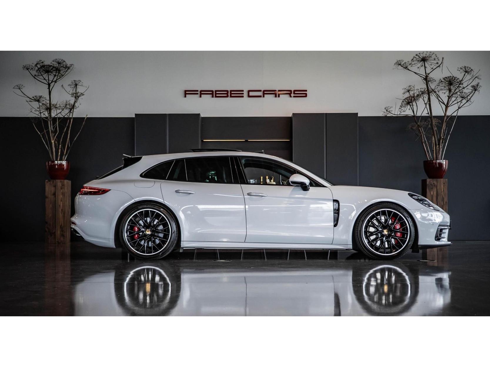 Porsche Panamera Sport Turismo 2.9 4 E-Hybrid Panoramadak krijt wit
