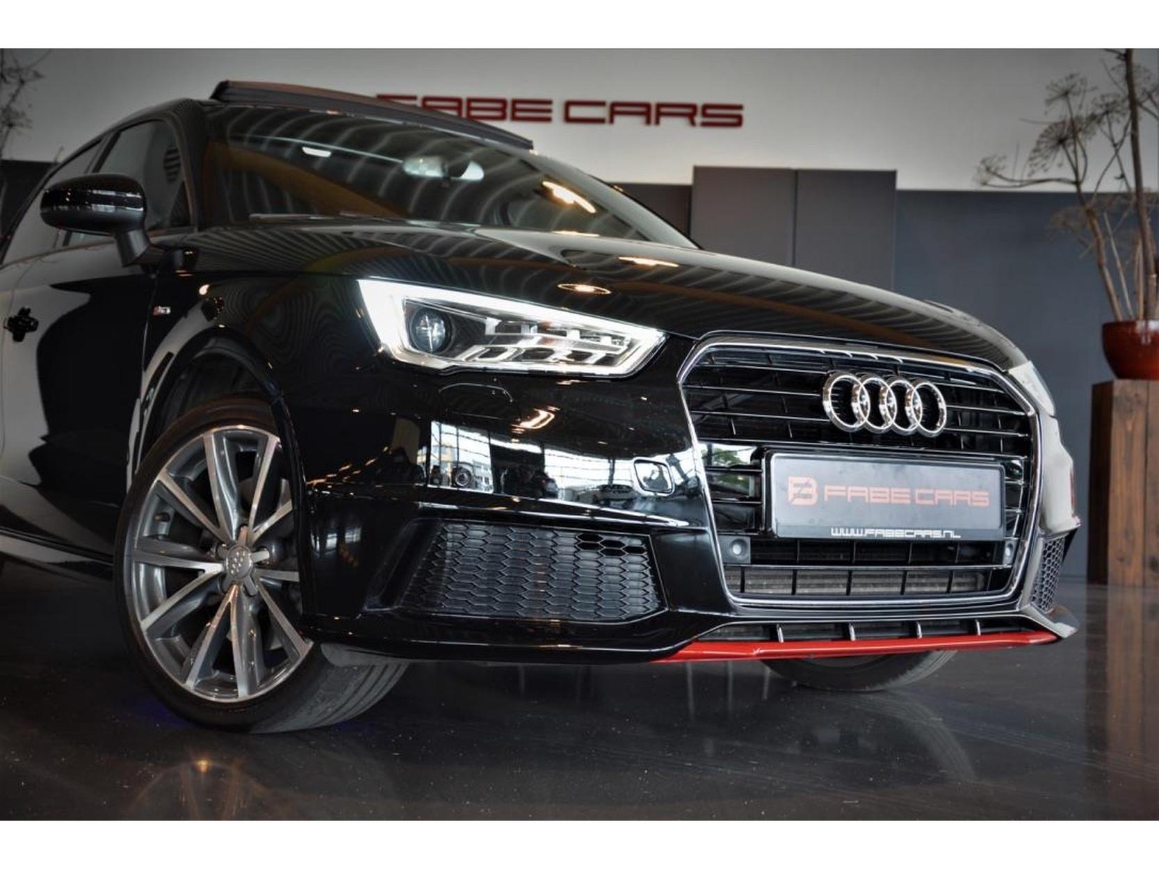 Audi A1 Sportback 1.8 TFSI Automaat Pro line S Pano Navi Camera B&O 192PK
