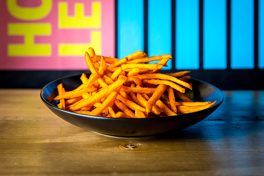 Gangnam Chicken Product - Sweet Potato Fries