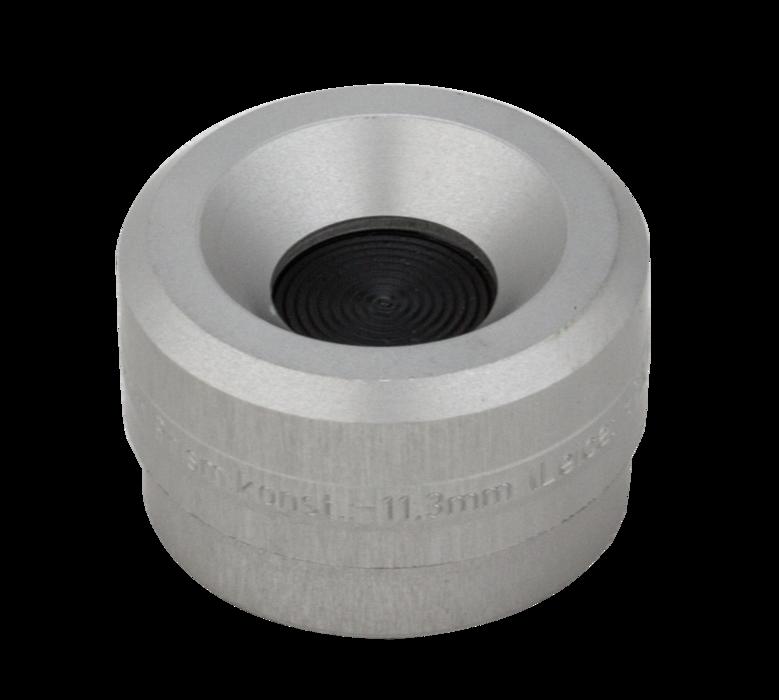 Magneetbasis Ø33 mm.
