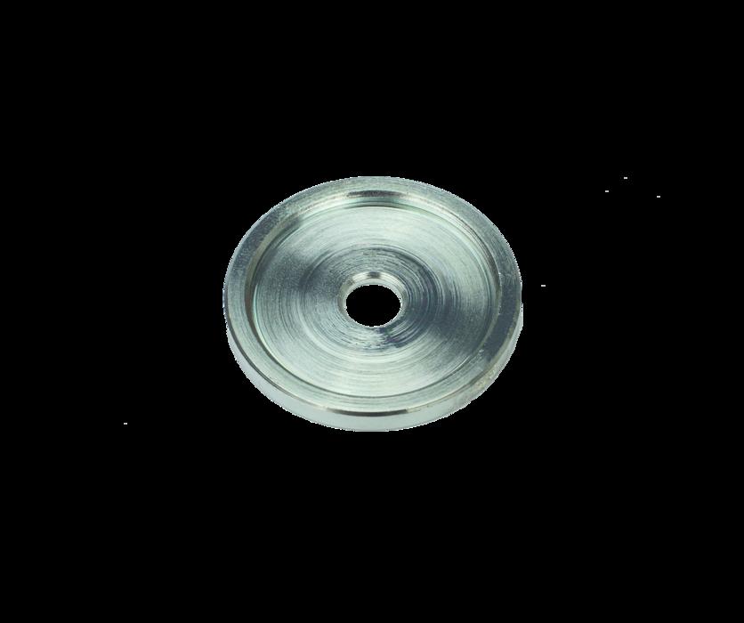 Centreerplaat voor magnetische kogelbasis
