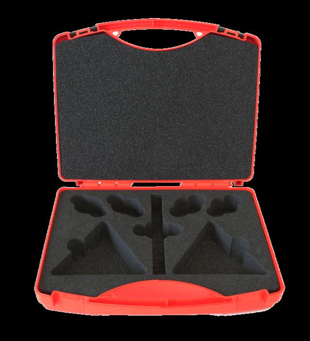 Transportkoffer voor Klimax driehoekig frame