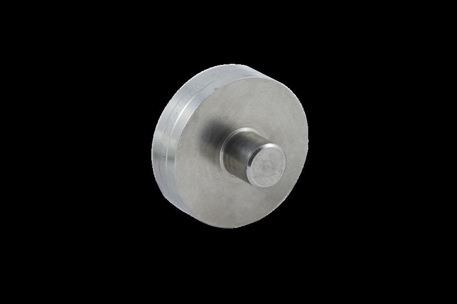 Kogelbasis voor boringen Ø12 mm.