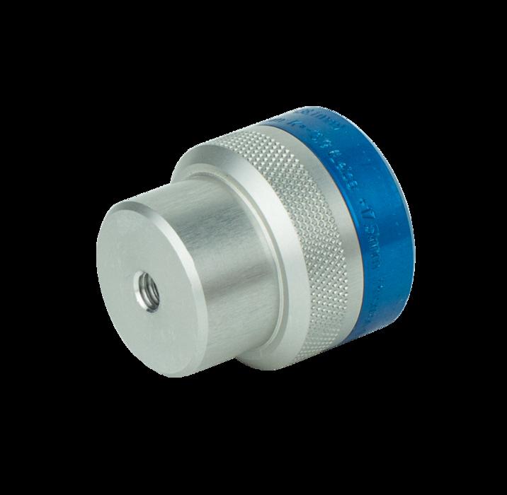 Magneetbasis met schroefdraadbevestiging 1/4 inch