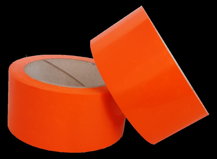 Markeertape fluorescerend oranje