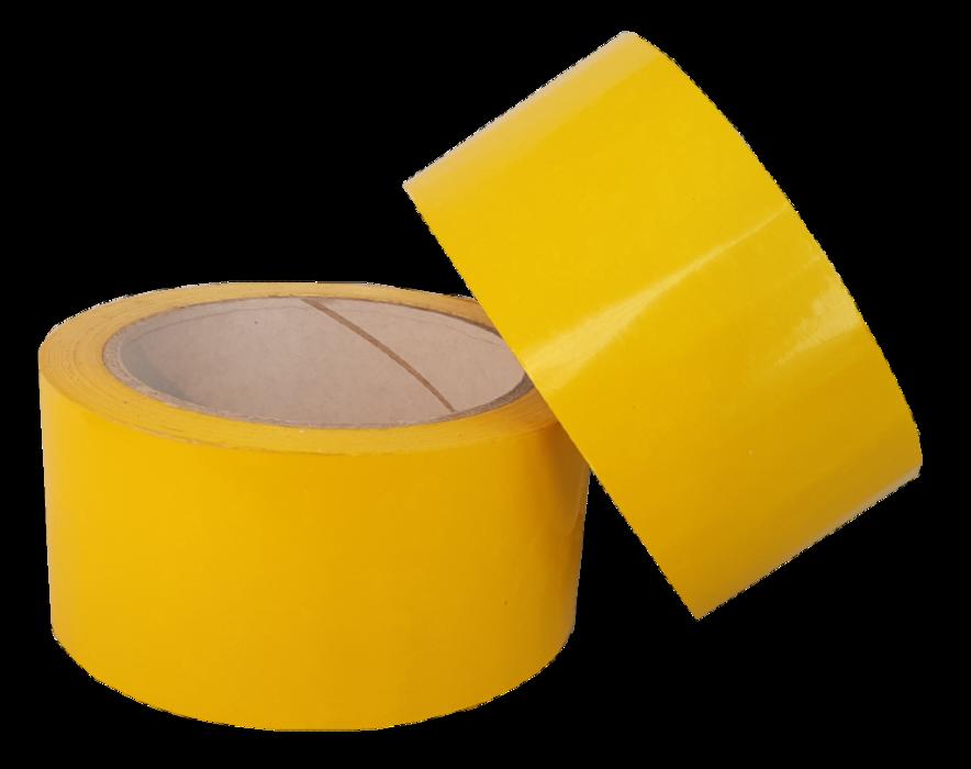 Markeertape geel