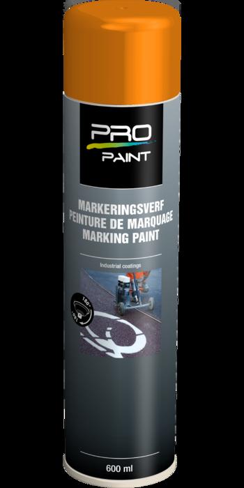PRO-Paint Markeringsverf oranje