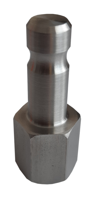 Adapter 5/8 inch inwedig