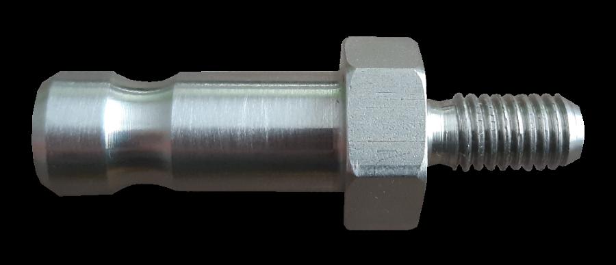 Adapter Prisma met zeskantmoer 35 mm.
