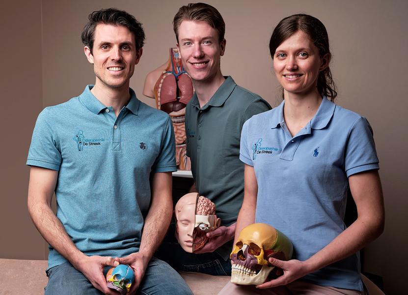 Osteopathie De Streek